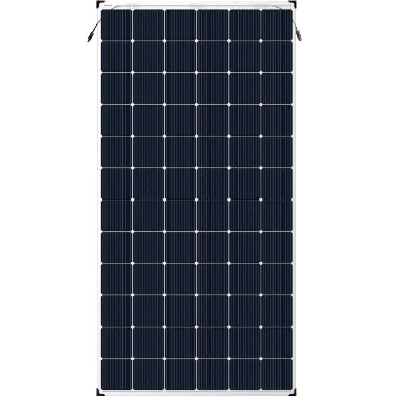 Corrugated Gl Sheet Solar Panel Kit - MONOCRYSTALLINE Dual-Glass MODULE 360-380 Watt – Luck Solar